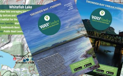New Maps Thunder Bay Urban Fishing and Thunderbay fishing – stocked lakes