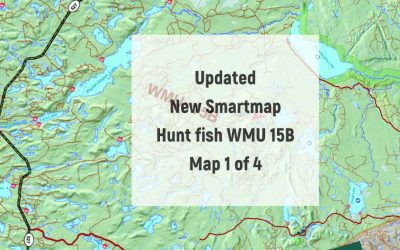 New Map – Hunt/Fish Smartmap for 15B (Map 1 of 4)